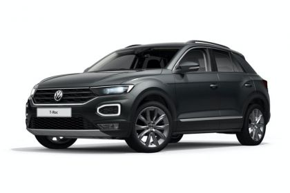 Volkswagen T-Roc SUV SUV 4Motion 2.0 TSI 300PS R 5Dr DSG [Start Stop]